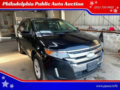 2013 Ford Edge for sale at Philadelphia Public Auto Auction in Philadelphia PA