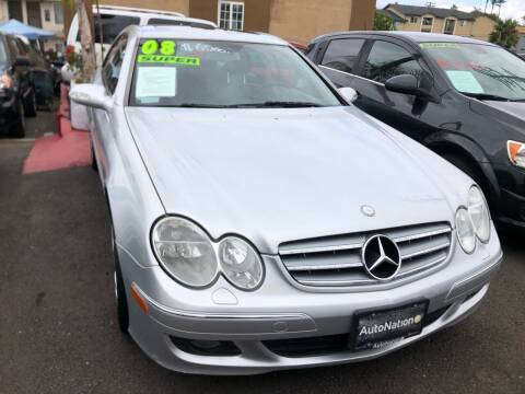 2008 Mercedes-Benz CLK for sale at Paykan Auto Sales Inc in San Diego CA