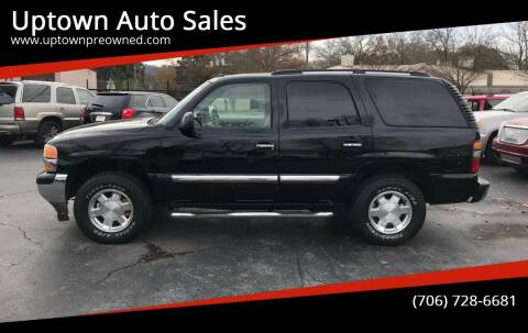 2005 GMC Yukon for sale at Uptown Auto Sales in Rome GA