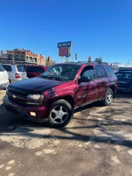 2004 Chevrolet TrailBlazer for sale at Big Bills in Milwaukee WI