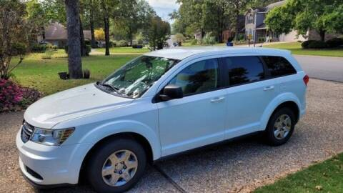 2012 Dodge Journey for sale at The Car Guy powered by Landers CDJR in Little Rock AR