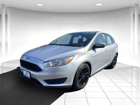 2018 Ford Focus for sale at Sandy Motors Inc in Coventry RI