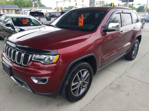 2017 Jeep Grand Cherokee for sale at Springfield Select Autos in Springfield IL