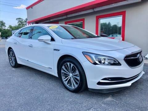 2018 Buick LaCrosse for sale at Richardson Sales & Service in Highland IN