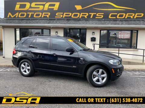 2008 BMW X5 for sale at DSA Motor Sports Corp in Commack NY