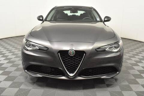2021 Alfa Romeo Giulia for sale at Southern Auto Solutions-Jim Ellis Mazda Atlanta in Marietta GA