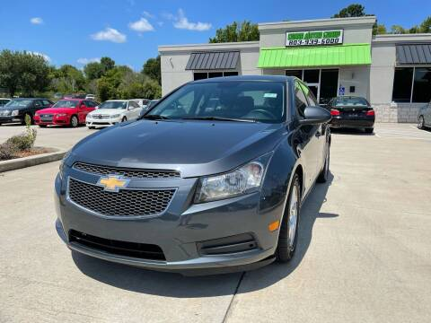 2013 Chevrolet Cruze for sale at Cross Motor Group in Rock Hill SC