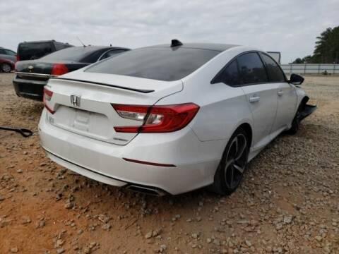 2020 Honda Accord for sale at ELITE MOTOR CARS OF MIAMI in Miami FL