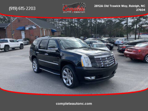 2008 Cadillac Escalade for sale at Complete Auto Center , Inc in Raleigh NC
