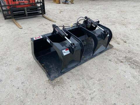"2021 Stout 72"" Flat-bottom Grapple for sale at Ken's Auto Sales & Repairs in New Bloomfield MO"