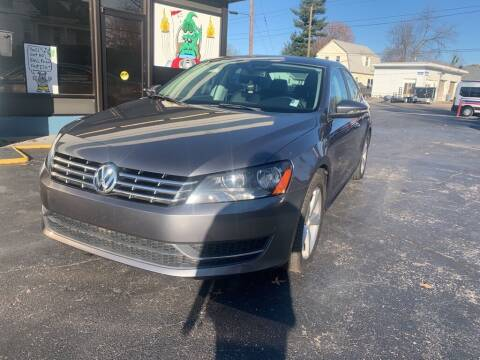 2012 Volkswagen Passat for sale at Superior Automotive Group in Owensboro KY
