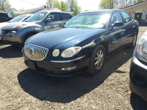 2009 Buick LaCrosse for sale at John's Auto Sales & Service Inc in Waterloo NY