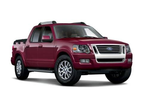 2008 Ford Explorer Sport Trac for sale at Bill Gatton Used Cars in Johnson City TN