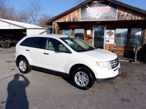 2009 Ford Edge for sale at LEE AUTO SALES in McAlester OK