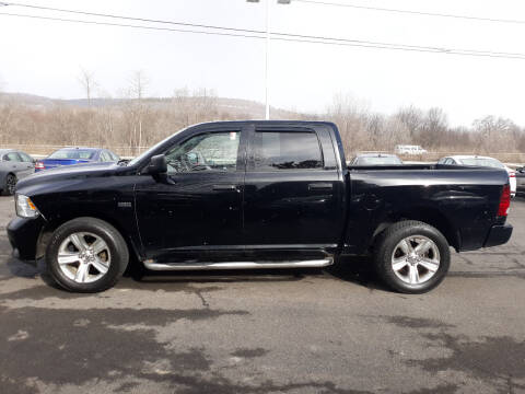 2012 RAM Ram Pickup 1500 for sale at Feduke Auto Outlet in Vestal NY