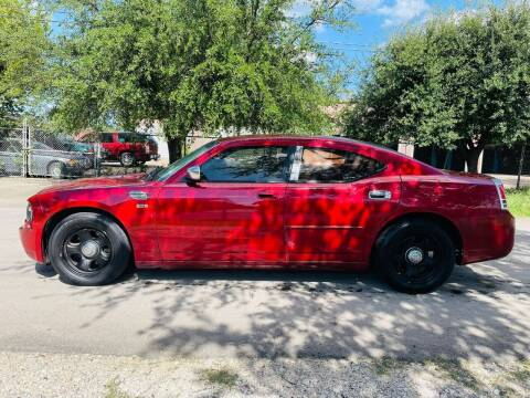 2008 Dodge Charger for sale at High Beam Auto in Dallas TX