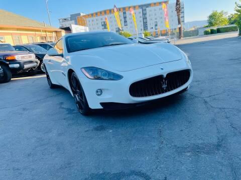 2008 Maserati GranTurismo for sale at Ronnie Motors LLC in San Jose CA