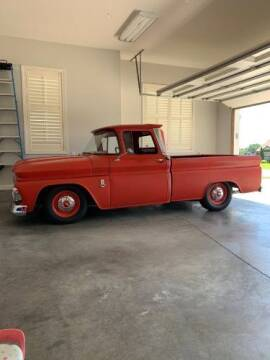 1963 Chevrolet C/K 10 Series for sale at Classic Car Deals in Cadillac MI
