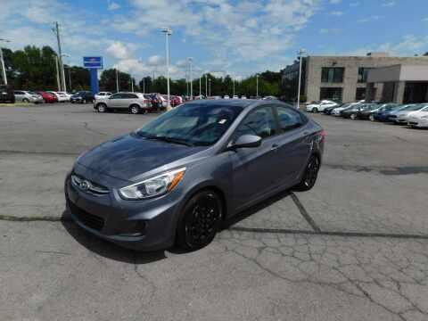 2016 Hyundai Accent for sale at Paniagua Auto Mall in Dalton GA