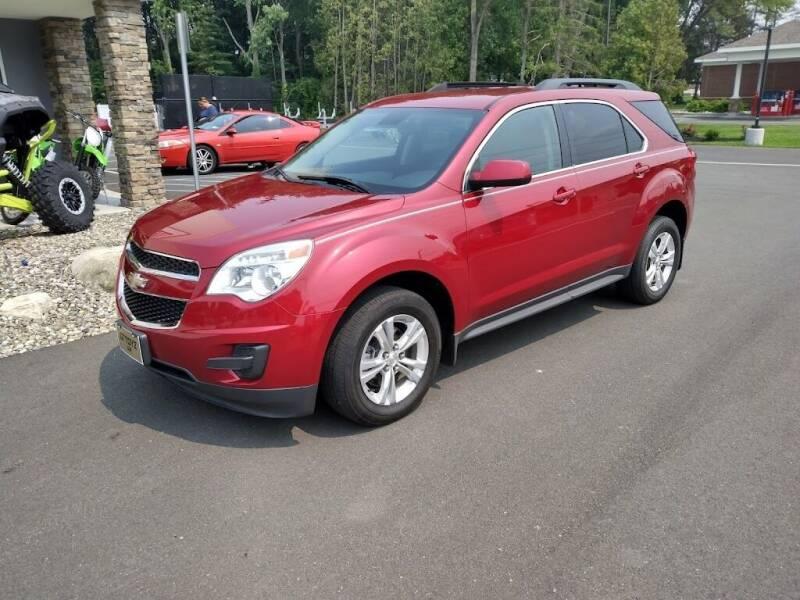 2015 Chevrolet Equinox for sale at GT Toyz Motor Sports & Marine in Halfmoon NY