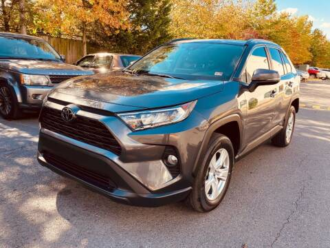 2019 Toyota RAV4 for sale at Pleasant Auto Group in Chantilly VA