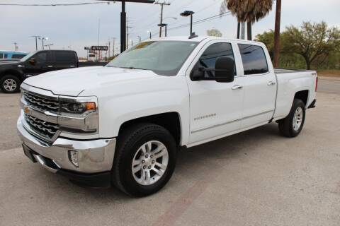 2014 Chevrolet Silverado 1500 for sale at Flash Auto Sales in Garland TX