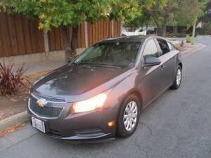 2011 Chevrolet Cruze for sale at Inspec Auto in San Jose CA