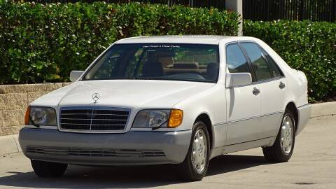1992 Mercedes-Benz 300-Class for sale at Premier Luxury Cars in Oakland Park FL