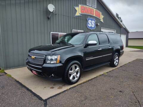 2014 Chevrolet Suburban for sale at CARS ON SS in Rice Lake WI