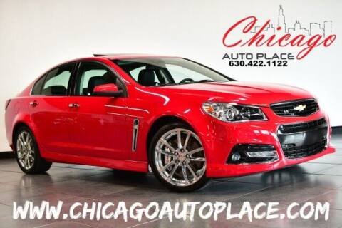 2015 Chevrolet SS for sale at Chicago Auto Place in Bensenville IL