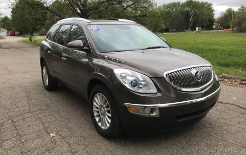 2011 Buick Enclave for sale at Great Lakes Auto Superstore in Pontiac MI