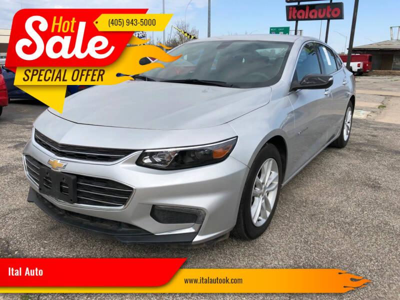 2018 Chevrolet Malibu for sale in Oklahoma City, OK