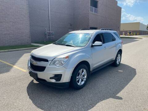 2011 Chevrolet Equinox for sale at JE Autoworks LLC in Willoughby OH