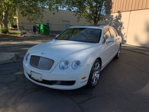 2007 Bentley Flying Spur for sale at LG Auto Sales in Rancho Cordova CA