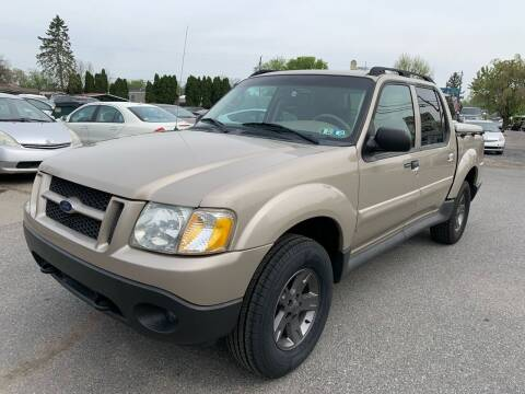2005 Ford Explorer Sport Trac for sale at Sam's Auto in Akron PA