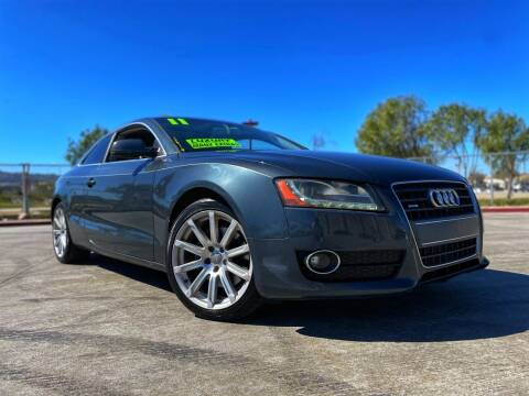 2011 Audi A5 for sale at Affordable Auto Solutions in Wilmington CA