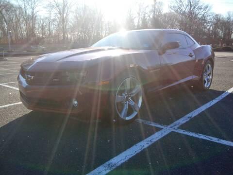 2011 Chevrolet Camaro for sale at B&B Auto LLC in Union NJ