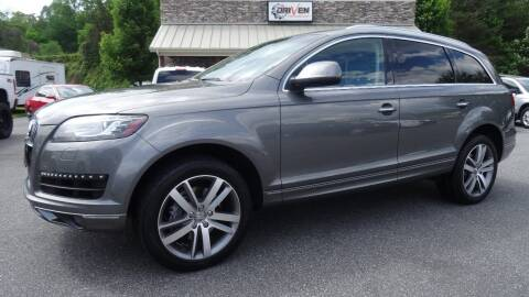2013 Audi Q7 for sale at Driven Pre-Owned in Lenoir NC