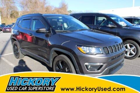 2019 Jeep Compass for sale at Hickory Used Car Superstore in Hickory NC