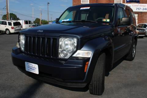 2008 Jeep Liberty for sale at Clear Choice Auto Sales in Mechanicsburg PA