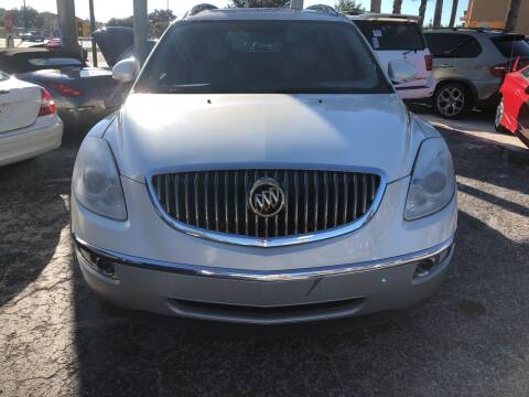 2008 Buick Enclave for sale at Louie's Auto Sales in Leesburg FL