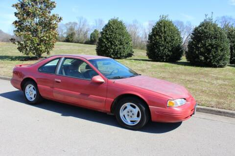 1996 Ford Thunderbird for sale at MUSCLECARDEALS.COM LLC in White Bluff TN