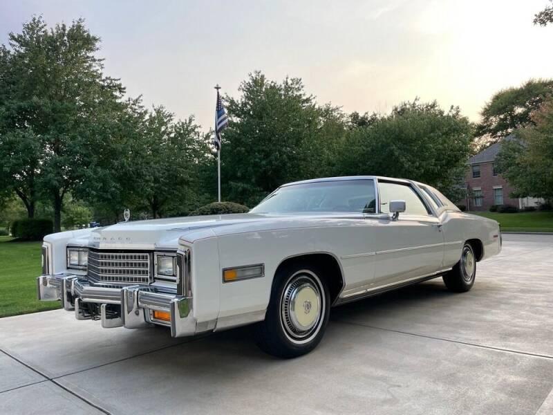 1978 Cadillac Eldorado Biarritz for sale in North Royalton, OH