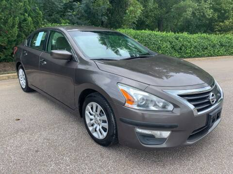 2013 Nissan Altima for sale at CarWay in Memphis TN