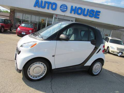 2015 Smart fortwo for sale at Auto House Motors in Downers Grove IL