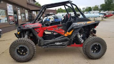 2017 Polaris RZR 1000 XP Turbo  for sale at J.R.'s Truck & Auto Sales, Inc. in Butler PA