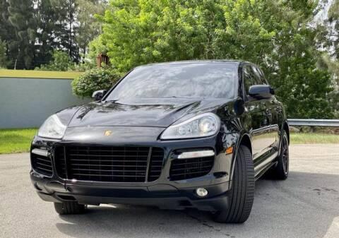 2009 Porsche Cayenne for sale at Exclusive Impex Inc in Davie FL