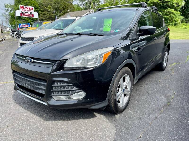 2014 Ford Escape for sale at Mayer Motors of Pennsburg - Green Lane in Green Lane PA