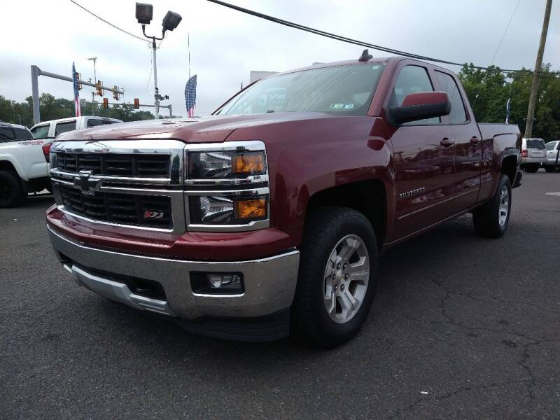 2015 Chevrolet Silverado 1500 for sale at P J McCafferty Inc in Langhorne PA
