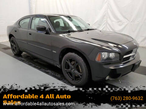 2009 Dodge Charger for sale at Affordable 4 All Auto Sales in Elk River MN